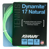 ASHAWAY Dynamite 17 Natural Tennis String Optic Green