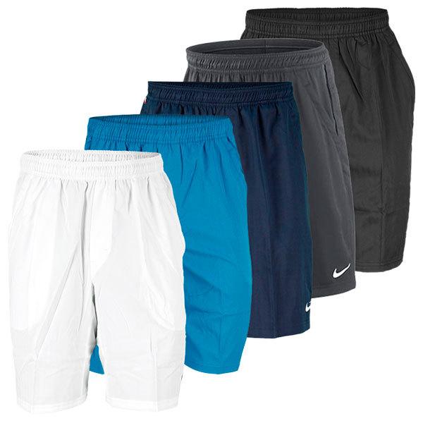 Men's Hard Court Pull On Twill Tennis Short