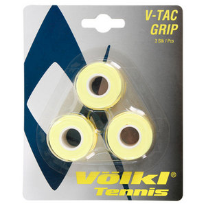 V-Tac Neon Yellow Tennis Overgrip