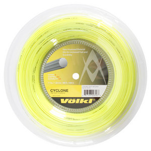 VOLKL CYCLONE 17G NEON YELLOW STRING REEL