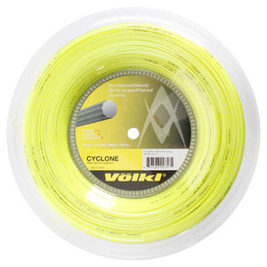 Cyclone 16G Neon Yellow Tennis String Reel