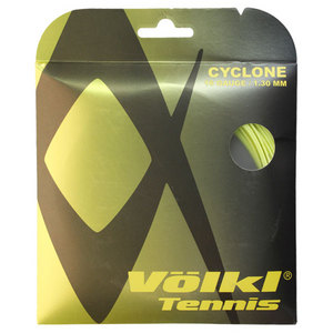 Cyclone 16G Neon Yellow Tennis String