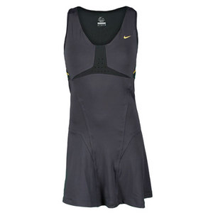 NIKE WOMENS MARIA BACK COURT NIGHT DRESS