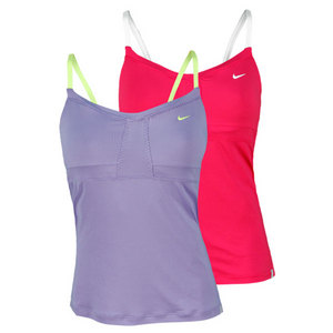 NIKE WOMENS SHARED ATHLETE STRAPPY TANK