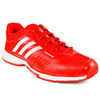 Women`s Adipower Barricade 7.0 Olympic Edition Tennis Shoes Core Energy by ADIDAS