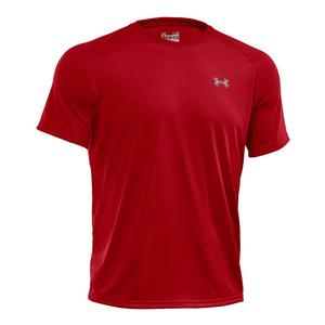 UNDER ARMOUR MENS TECH SHORT SLEEVE TEE