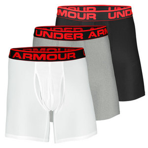 UNDER ARMOUR MENS ORIGINAL BOXERJOCK 6 INCH BRIEF