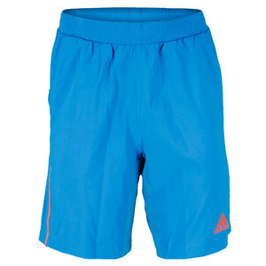 adidas MENS ADIZERO BRIGHT BLUE BERMUDA SHORT