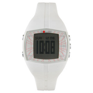 POLAR FT40F WHITE WATCH