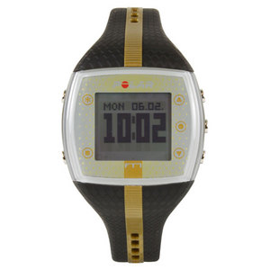 POLAR FT7F BLACK/GOLD WATCH