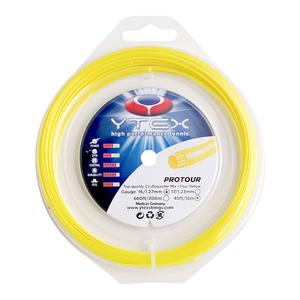 YTEX PROTOUR FLUO YELLOW 1.27MM/16G STRING