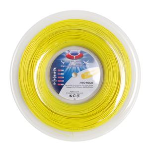 Protour Fluo Yellow 1.23MM/17G Tennis String Reel