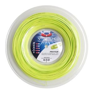 YTEX PROTOUR LIME REEL 1.25MM/16L STRING