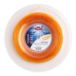 Polyspin Honey 1.27MM/16G Tennis String Reel
