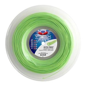 YTEX OCTO-TWIST LIME REEL 1.28MM/16G STRING