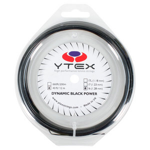 YTEX DYNAMIC BLACK POWER 1.28MM/16G STRING