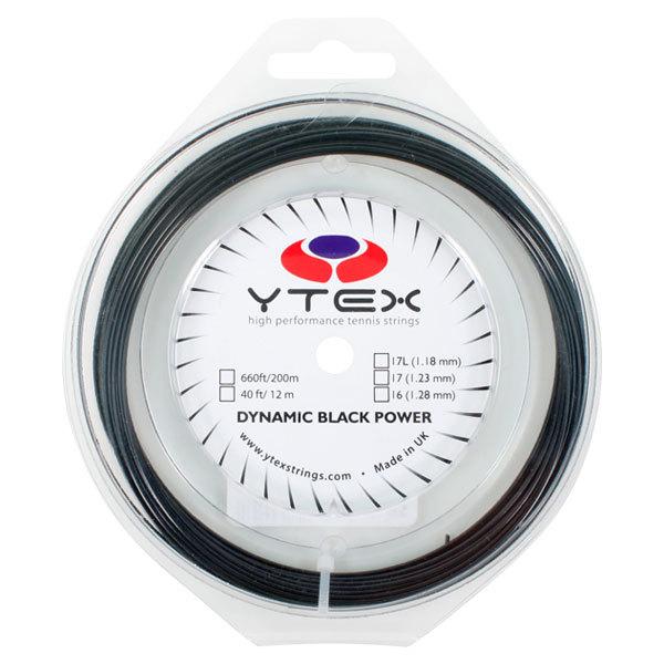 Dynamic Black Power 1.23mm/17g Tennis String