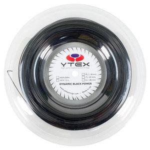 YTEX DYNAMIC BLACK POWER REEL 1.23/17G STRING