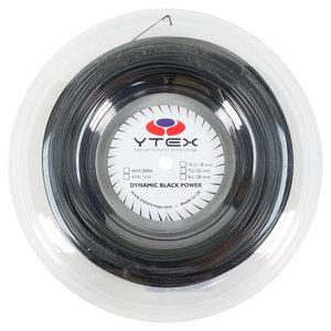 YTEX DYNAMIC BLACK POWER REEL 1.18/17L STRING