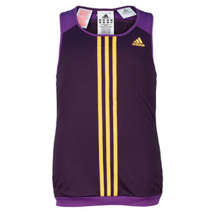 adidas GIRLS RESPONSE DARK VIOLET/GOLD TANK