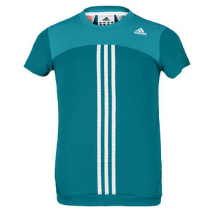 adidas GIRLS RESPONSE EMERALD TENNIS TEE