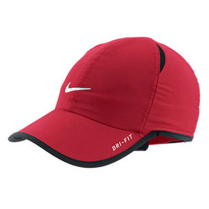 NIKE YOUNG ATHLETES FL GYM RED TENNIS CAP