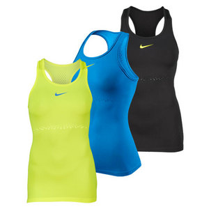 NIKE WOMENS PRO LIMITLESS TRAINING TANK