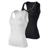 NIKE Women`s Wide Strap Tennis Tank