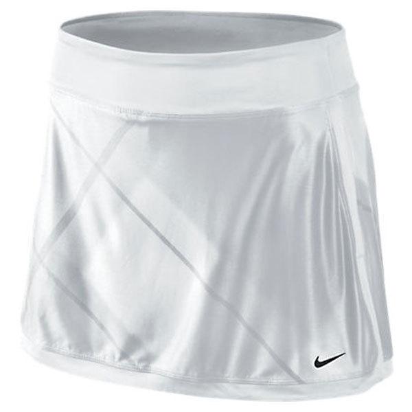 Women's Printed Border Tennis Skirt