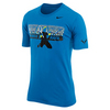 NIKE Men`s Rafa Power Court Graphic Tennis Tee