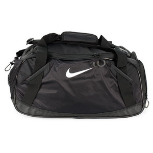 NIKE VARSITY GIRL MEDIUM BLACK DUFFEL BAG