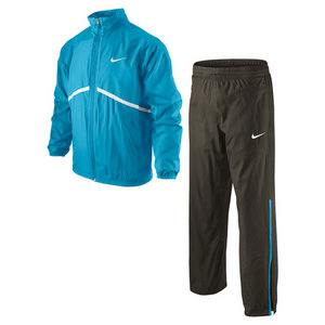 NIKE BOYS NET WOVEN TENNIS WARM UP SET