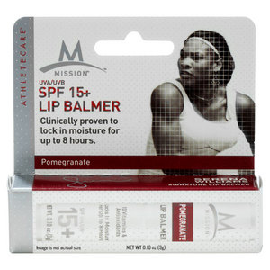 MISSION ATHLETECARE LIP BALMER POMEGRANATE