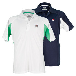 FILA BOYS SHORT SLEEVE TENNIS POLO