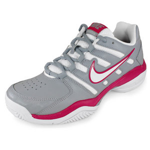 NIKE WOMENS AIR SERVE RETURN TENNIS SHOES