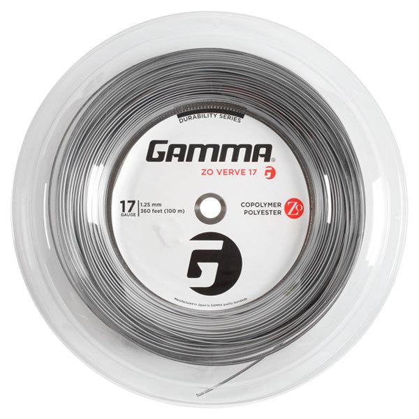 Zo Verve 17g White/Black Tennis String Reel