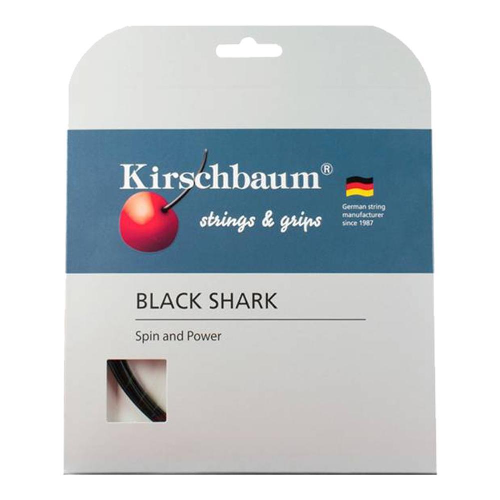 Black Shark 16g/1.30mm Tennis String