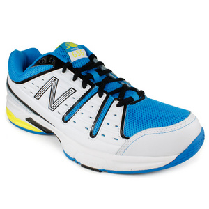 NEW BALANCE MENS MC 656 KINETIC BLUE D WIDTH SHOES