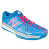 NEW BALANCE Women`s WC851 Kinetic Blue B Width Tennis Shoes