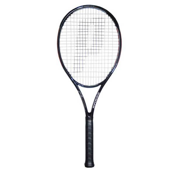 O3 Speedport Black Longbody Tennis Racquet