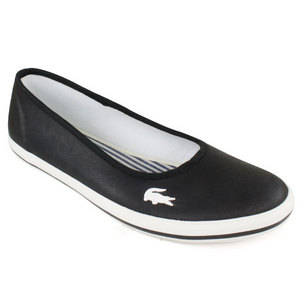 LACOSTE WOMENS MARTHE RUBBER CASUAL SHOES