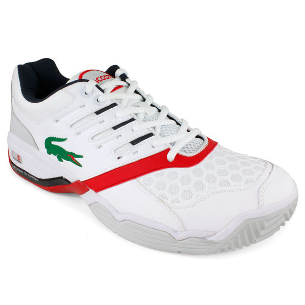 Men's Gravitate 2 Ci Tennis Shoes White/Red