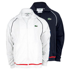 LACOSTE MENS ANDY RODDICK FULL ZIP TENNIS JACKET