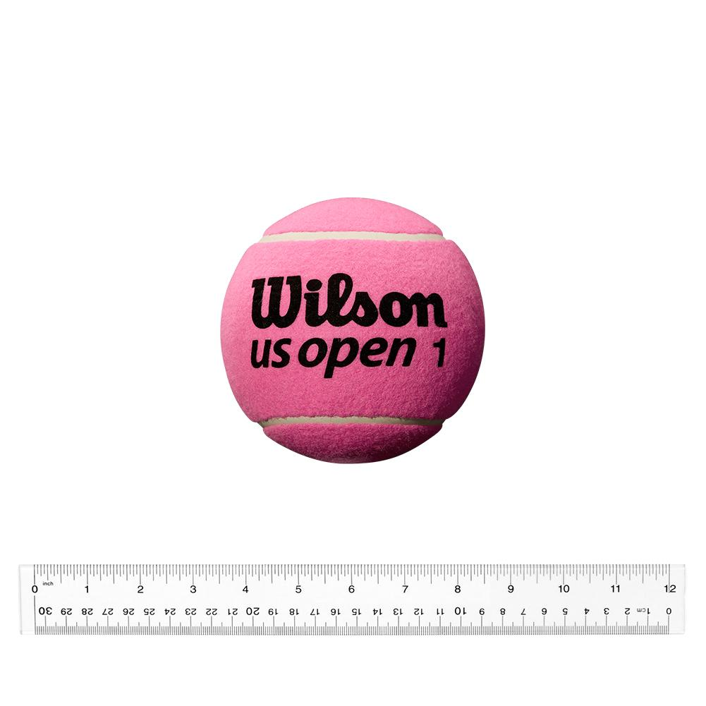 Mini Jumbo Pink Tennis Ball