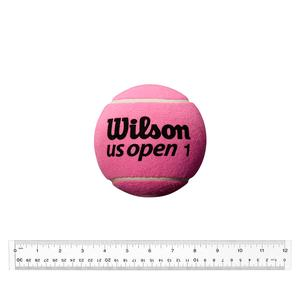 WILSON MINI JUMBO PINK TENNIS BALL