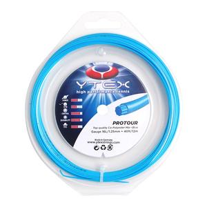 YTEX PROTOUR BLUE 1.25MM/16L TENNIS STRING