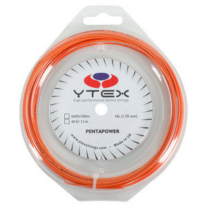 YTEX PENTAPOWER TERRACOTA 1.25MM/16L STRING