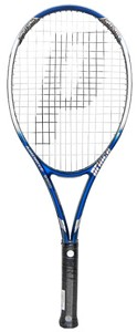 PRINCE TT AIR DRIVE PRESTRUNG MP TENNIS RACQUET