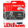 WILSON Spin Cycle 16L Blue Tennis String