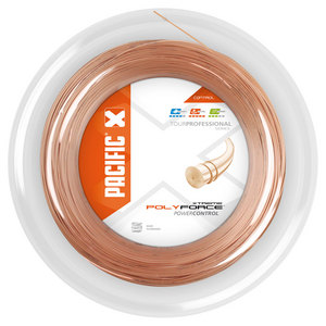 PACIFIC POLY FORCE XTREME 16L - ORANGE - REEL